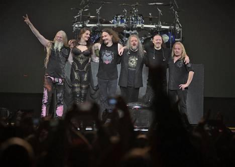 Kuvassa yhtye Lontoossa vuonna 2018.