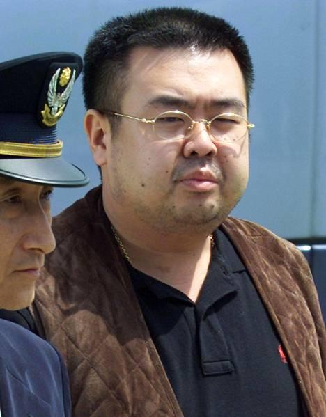 Pohjois-Korean johtajan Kim Jong-unin velipuoli Kim Jong-nam murhattiin helmikuussa 2017 Kuala Lumpurin lentoasemalla.