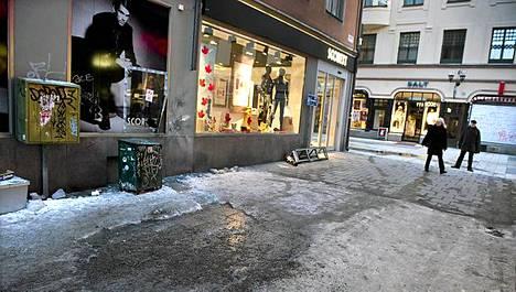 Tukholman keskustassa tehty itsemurhaisku järkytti ruotsalaisen kansankodin turvallisuudentunnetta.
