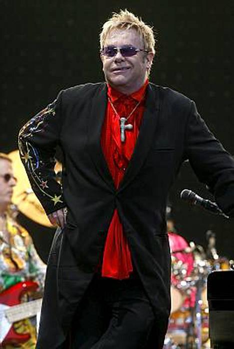 Vermontista tuli 50. osavaltio, jossa Elton John esiintyi Yhdysvalloissa.