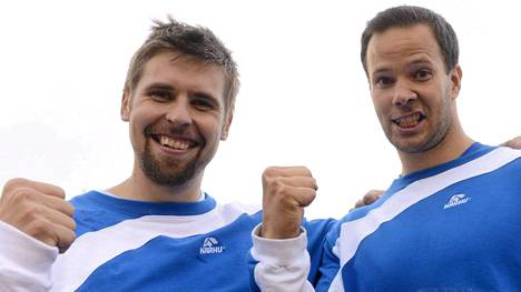 Antti Ruuskanen ja Tero Pitkämäki avaavat kautensa Shanghaissa.