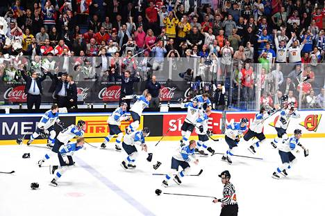Suomen MM-ihme lämmitti muitakin kuin Leijonien faneja.