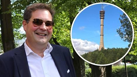 Jethro Rostedt suunnittelee tekevänsä tarjouksen rakennuksesta, jonka ostamisesta Vesa Keskinen haaveilee.