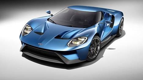 Testiradalla Ford GT päihitti kierrosajassa valmistajan mukaan sekä McLaren 675LT:n että Ferrari 458 Specialen.