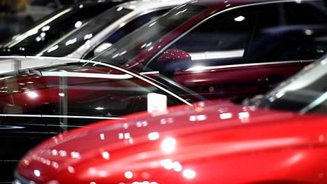 Muun muassa käytetyt autot halpenivat heinäkuussa.