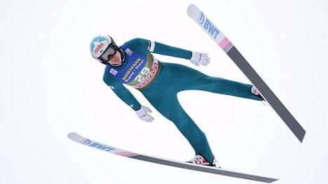 Antti Aalto selviytyi toiselle kierrokselle.
