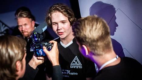 """Elias """"Jamppi"""" Olkkonen on yksi Suomen lahjakkaimmista Counter-Strike-pelaajista."""