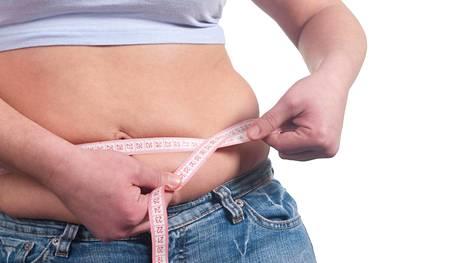 Vyötärölihavuus voi olla ainut merkki insuliiniresistenssistä, mikä on ensimmäinen askel kohti diabetesta.