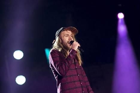 Yohan Henriksson ei päässyt The Voice of Finlandin suoriin lähetyksiin.