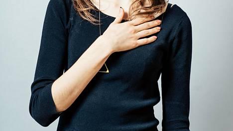 Stressi voi esimerkiksi nostaa verenpainetta ja sitä kautta edistää sydän- ja verisuonitautien kehittymistä.