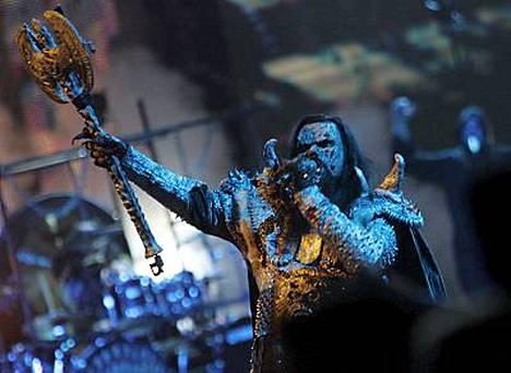 Lordi julkaisee uuden levyn 22. lokakuuta.