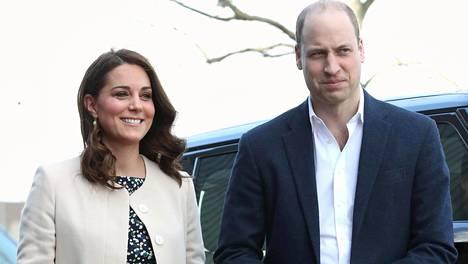 Herttuatar Catherinen ja prinssi Williamin lapsi on syntynyt.