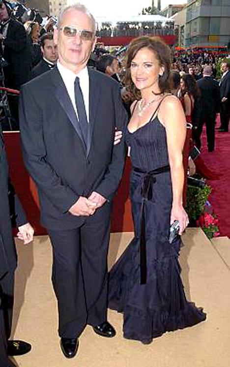 Bill Murray ja Jennifer Butler Murray päättävät riidoissa onnellisena pidetyn liittonsa.