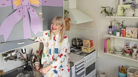 Tiina Arponen on kirjoittanut Muita ihania -blogiaan vuodesta 2007.