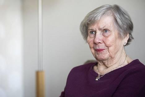 Matti Nykäsen Vieno-äiti kaipaa poikaansa edelleen kovasti, mutta saa lohtua onnellisista muistoista.