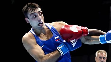 Georgi Kushitashvilillä on tällä hetkellä muutakin mietittävää kuin nyrkkeily.