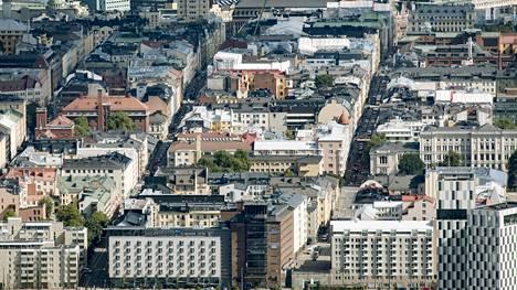 Helsingissä asuntojen hintakehityksen odotetaan jatkossakin olevan muuta maata korkeampi.