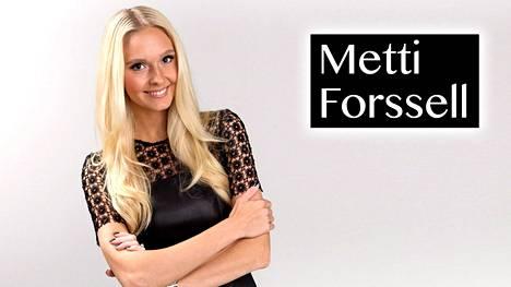 Metti Forssell bloggaa MyStylelle muodista ja kauneudesta.