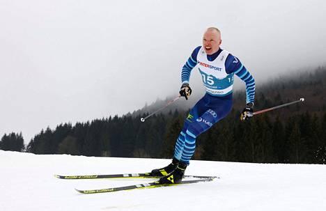 Niskanen on voittanut urallaan kaksi olympiakultaa, maailmanmestaruuden ja kaksi MM-pronssia. Kaljuna mitalitili on vielä avaamatta.