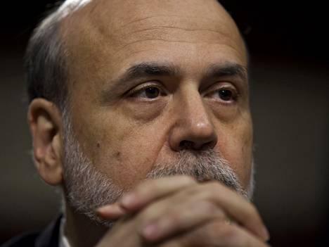 Fedin pääjohtaja Bern Bernanke on todennut, että rahapolitiikka ei ole yleislääke talouden elvyttämiseksi.