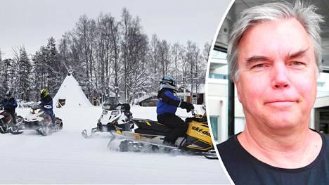 Lapin sairaanhoitopiirin johtajaylilääkäri Jukka Mattila kertoo Lapissa olevan hyvin testauskapasiteettia. Testipaikat eivät myöskään ole ruuhkautuneet.