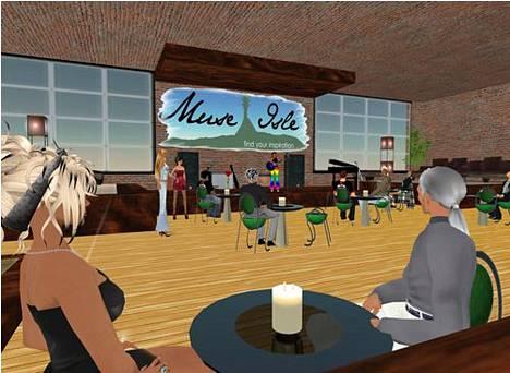 Avatarit ovat ratkaisevassa roolissa esimerkiksi Second Lifessa.