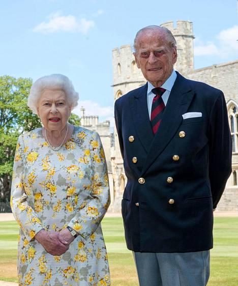 Kuningatar Elisabet ja prinssi Philip haudataan tulevaisuudessa samaan paikkaan.