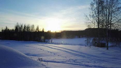 Suomi on viime päivät kuulunut korkeapaineen vaikutuspiiriin. Lähipäivinä pakkasten odotetaan jopa kiristyvän.