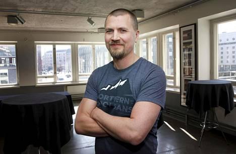 Antti Lahtinen hälytettiin lokakuussa 2017 pikavauhtia Tolkienin apulaisohjaajaksi.