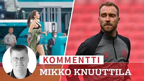 Suomen Belgia-pelin lopussa Pietarin stadionin nurmelle juoksi viuhahtaja. Christian Eriksen selvisi onneksi avausottelun sydänpysähdyksestä.