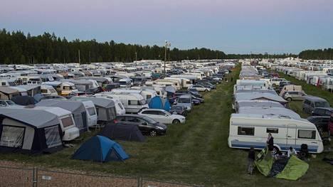 Suviseurat pidettiin 2017 Porissa.