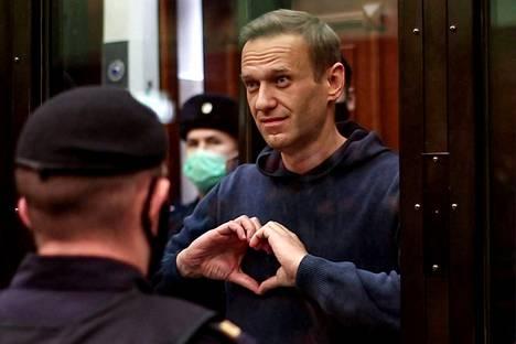 Aleksei Navalnyi vangittiin Venäjällä tammikuussa heti suoraan paluulennolta, kun hän palasi kotimaahansa Saksan-hoitojakson jälkeen.