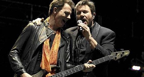 Duran Duranin on määrä esiintyä Helsingissä viikon päästä lauantaina.