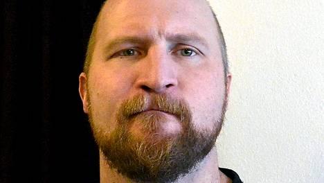 Muusikko ja kirjailija, Karri Paleface Miettinen.
