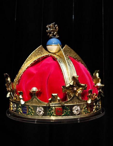 Tätä kruunua Suomen kuningas olisi käyttänyt.