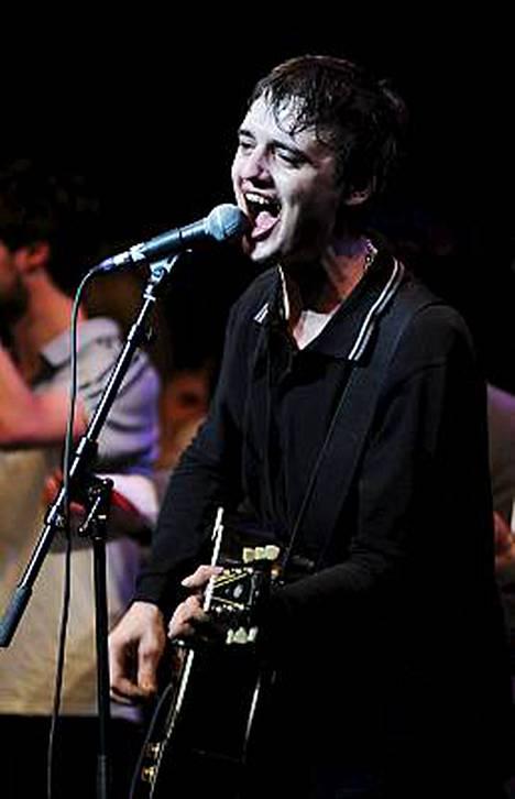Pete Doherty halutaan The Who -bändiin.