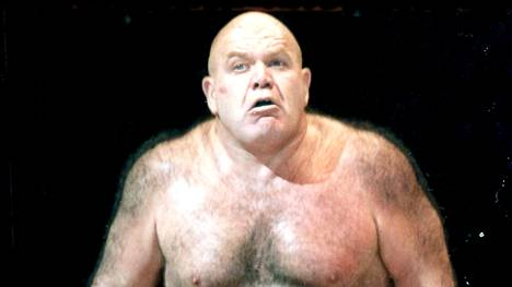 "George ""The Animal"" Steele arkistokuvassa."