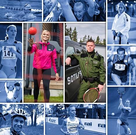 Vuonna 1999 Esbjergissä kilpailtiin Euroopan nuorten kesäolympiapäivillä. Urheilulehti selvitti, millaisia polkuja Suomea edustaneet urheilijat ovat sen jälkeen kulkeneet.
