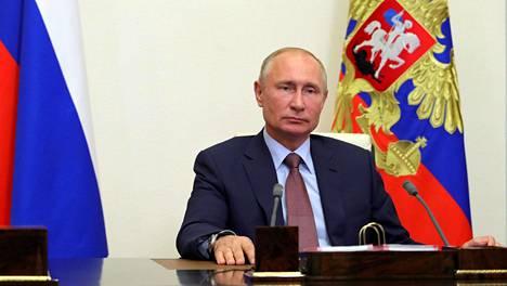 Jatko taattu! Vladimir Putin saa keskiviikkona kansalta mahdollisuuden jatkomandaattiin Venäjän presidenttinä.