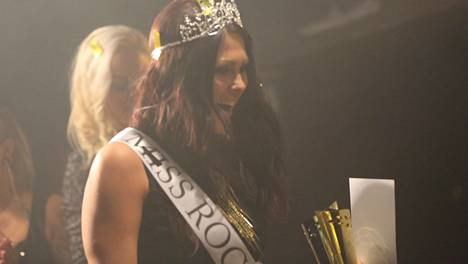 Jessika Elo on Miss Rock 2015.