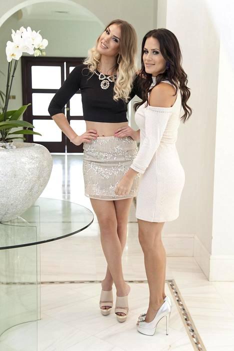 Juhlimisen sijaan Anni Uusivirta ja Martina Aitolehti keskittyivät Dubaissa kuntoiluun.