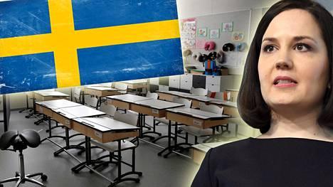Hallitus on päättänyt kokeilusta, jossa 2200 koululaista saa valita itse opiskelevatko he ruotsia vai jotain muuta kieltä. Opetusministeri Sanni Grahn-Laasosen mukaan kokeilun kustannuksista ei ole vielä tietoa.