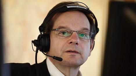 Radiotoimittaja