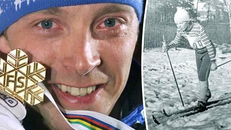 Mika Myllylä nousi armottomalla työllä maailman huipulle hiihdossa.