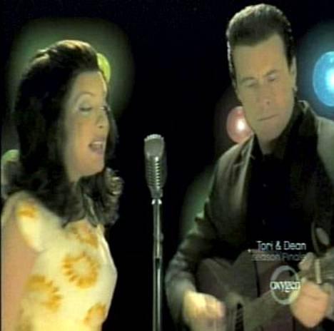 June ja Johnny Cash.