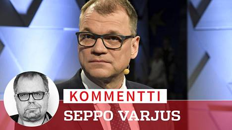 Juha Sipilä, arvoitusten ja yllätysten mies, Suomen sfinksi.