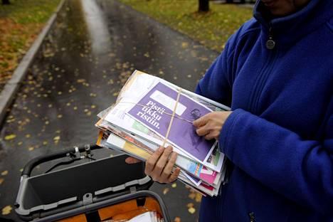 Postinkantajien ylitarjonta on ollut jossain määrin ennakoitavissa.