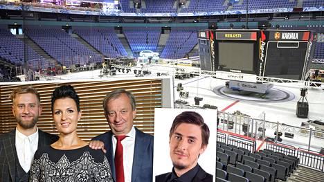 Hjallis Harkimo haki esports-yritykselleen markkinointijohtajaa Diili-ohjelmassa. Kisan voitti Olli-Pekka Villa, joka vastaa syyskuussa järjestettävästä Arctic Invitational -tapahtumasta.