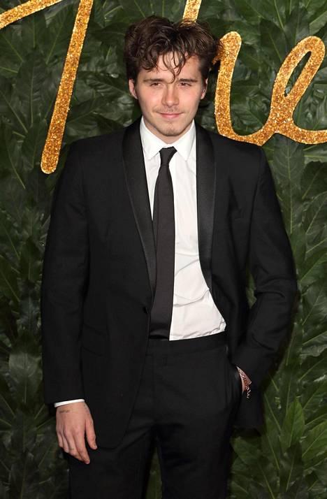 Brooklyn Beckham on vanhin David ja Victoria Beckhamin neljästä lapsesta.