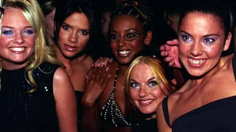 Spice Girls tekee paluun.